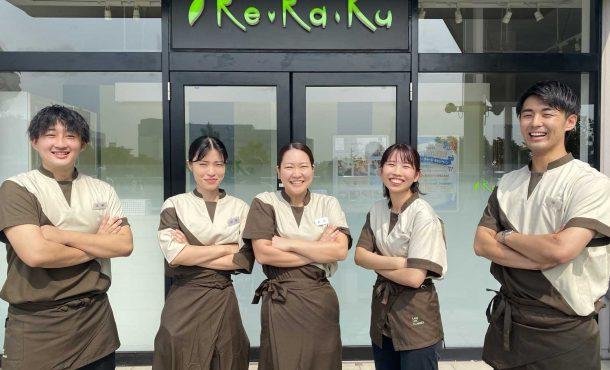 お台場にRe.Ra.Ku2号店が誕生しました🎉